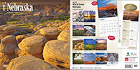 2014 Nebraska Wild and Scenic - Brown Trout Publishers.  Contributed 6 photographs. - Tear Sheet Photograph