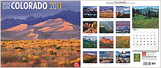 2011 Colorado Wild and Scenic - Brown Trout.  Contributed 1 photograph. - Tear Sheet Photograph