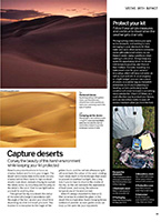 Vistas With Impact - Digital Photographer UK Article.  Contributed Photography (3 images). - Tear Sheet Photograph