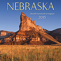 2015 Nebraska State Pride Calendar.  Sold in Costco, Amazon, and Calendar Club.  Contributed All Photography. - Tear Sheet Photograph